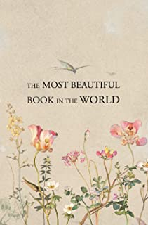 The Most Beautiful Book in the World: A Poetose Notebook (150 pages)