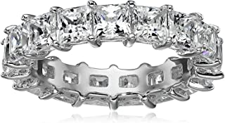 Best princess cut zirconia ring Reviews