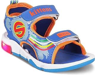 KITTENS Boys Blue Sandals
