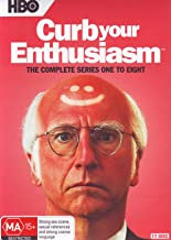 Curb Your Enthusiasm S1-8 (NP)