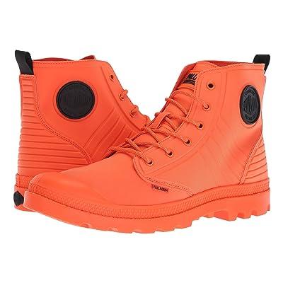 Palladium Pampa Amphibian (Firecracker/Black) Lace-up Boots