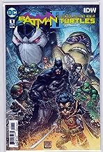 Batman Teenage Mutant Ninja Turtles II #1 (2018)