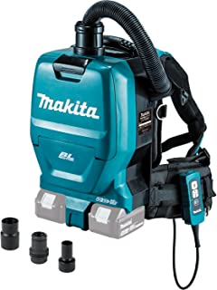 Makita XCV05ZX 8V X2 LXT Lithium-Ion 36C Brushless Cordless 1/2 gallon HEPA