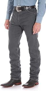 Calça jeans masculina Wrangler Big and Tall 13mwz corte cowboy ajuste original