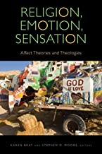 Religion, Emotion, Sensation: Affect Theories and Theologies (Transdisciplinary Theological Colloquia)