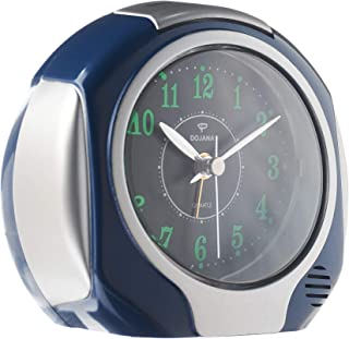 Alarm Clock, Dojana, Blue and Black, DA8137