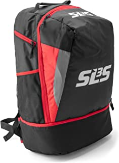 SLS3 Triathlon Bags | Transition Bag Backpack | Ideal for Triathlon Mat, Multisport, Cycling, Swimming | 35 L | Designed by Athletes for Athletes