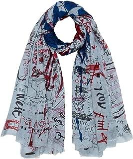 Luxury Fashion | Faliero Sarti Womens I20225469750 Grey Scarf | Fall Winter 19