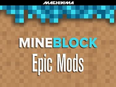 Mine Block: Epic Mods