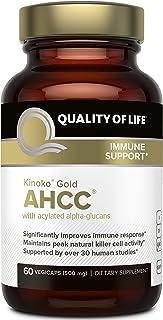 Quality of Life AHCC suplemento kinoko