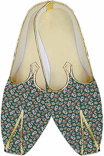 INMONARCH Herren Knickente Hochzeit Schuhe Paisley suchen MJ015982