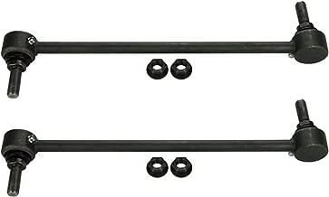 Detroit Axle - Pair (2) Front Sway Bar End Links for 2010-12 Buick Lacrosse - [2011 Regal] - 2012-17 Verano - [2011-15 Chevy Cruze] - 2010-12 Chevy Malibu - [2011-15 Volt] - 2010 Pontiac G6