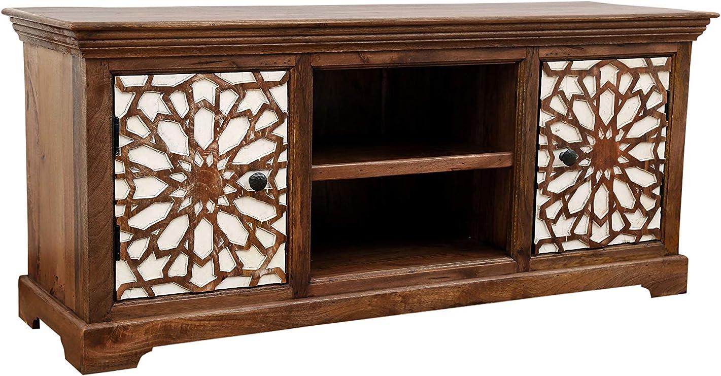 Orientalisches Lowboard Fernsehschrank Rabat 20cm ...