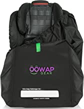 Car Seat Travel Bag – Travel Easier/Save Money - Car Seat Bags for Air Travel by Oowap – Carseat Travel Bags and Durable Airport Gate Check Bag for Car Seats & Booster Seats