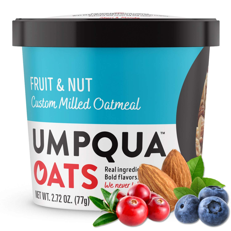 Umpqua Oats Price reduction All Natural Premium No Purchase Mush Oatmeal Cups Custo
