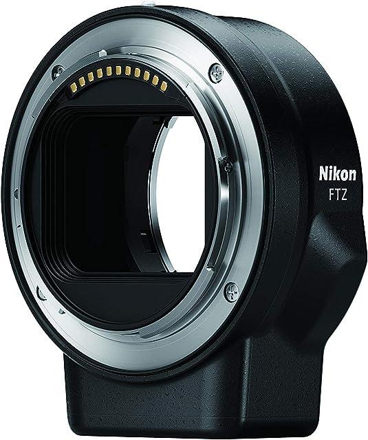 Nikon FTZ cable para cámara fotográfica adaptador - Adaptador para objetivo fotográfico (Nikon Z Nikon F Negro Z6 Z7)