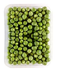 Fresh Green Peas Peeled, 200g