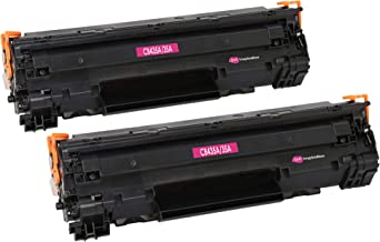 2 INK INSPIRATION® Tóners compatibles con HP CB435A 35A Laserjet P1005, P1006, P1007, P1008, P1009 | 1500 páginas