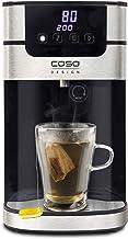 Caso HW 1000 heetwaterdispenser – 100 °C heet water binnen enkele seconden, 40 °C – 100 °C, perfect voor thee & babyvoedin...