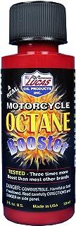 Lucas Oil 10725-PK18 Octane Booster - 2 اونس، بسته 18