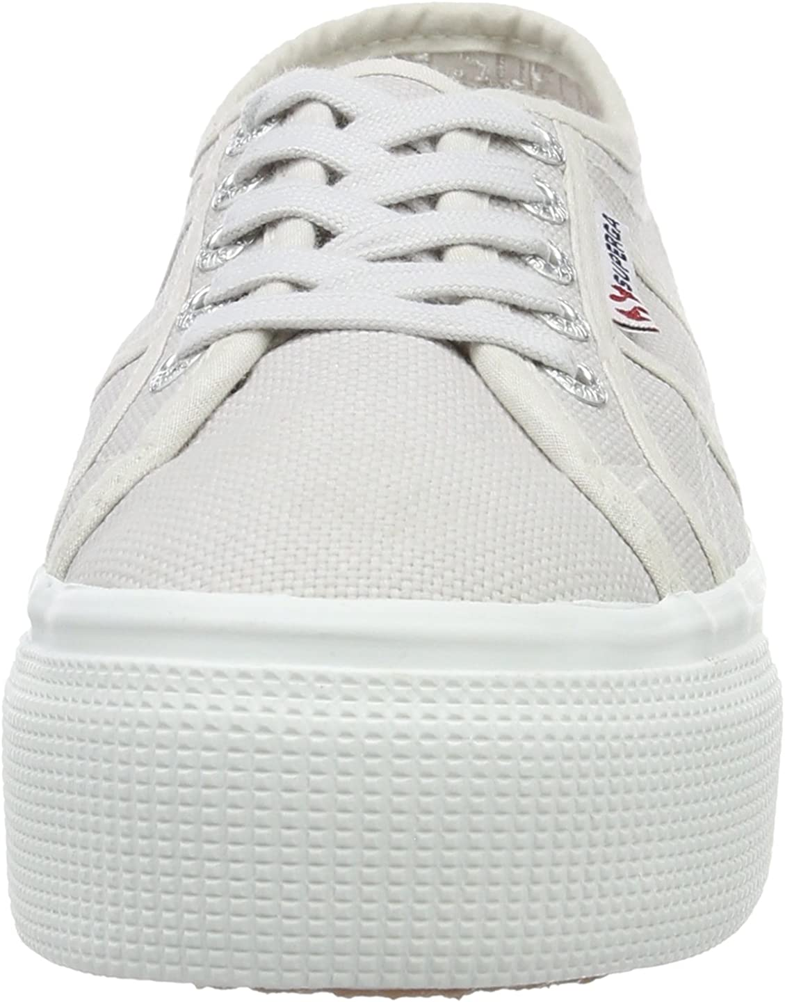 SUPERGA 2790acotw Linea Up And Down, Sneaker Donna Grigio Grey Seashell G04