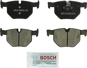 Bosch BC1042 QuietCast Premium Ceramic Disc Brake Pad Set For Select BMW 525i, 528i, 528i xDrive, 528xi, 530i, 530xi, 535i xDrive, 535xi, X5, X6; Rear