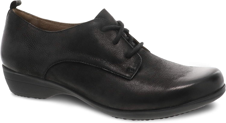 Dansko Women's Finola Oxford Comfort Shoe
