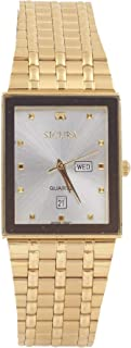 Sicura Watch SJH 3494 Quartz Stainless Steel