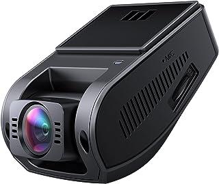 AUKEY Caméra Embarquée Voiture 4K 2880x2160P Dashcam 157 Degrés Superkondensator..