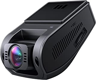 Máy thâu hình đặt trên xe ô tô – AUKEY 4K Dash Cam 2880 x 2160P Car Camera with Supercapacitor and 6-Lane Lens Dash Camera for Cars with HDR, Loop Recording, G-Sensor, Motion Detection and 2 Ports USB Car Charger