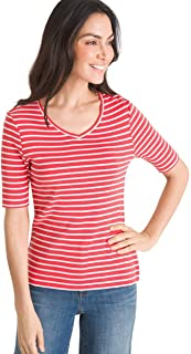 Best womens striped tee Reviews