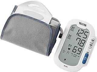 タニタ 上腕式血圧計 BP-224L ホワイト