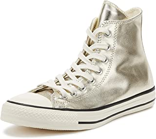 Amazon.com: Women's Fashion Sneakers - Converse / Gold / Fashion ...