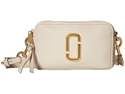 Marc Jacobs The Softshot 21 (Cream) Handbags