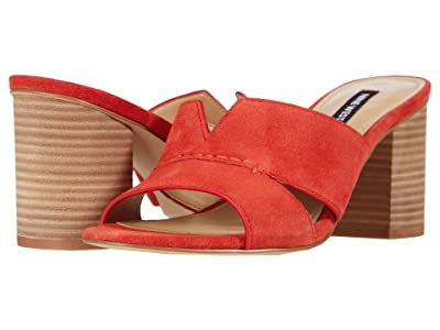 Nine West Nicolet (Coral Suede) Women