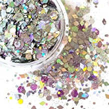 Holographic Glitter Makeup ✮ Starlightshine Stardust 6g ✮, Festival Chunky Glitter Cosmetic Beauty Makeup Face Body Glitter Hair Nails Rave Glitter