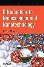 Introduction to Nanoscience and Nanotechnology