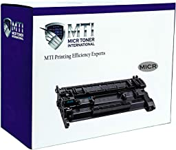 MICR Toner International Compatible MICR Toner Cartridge Replacement for HP CF226A 26A..