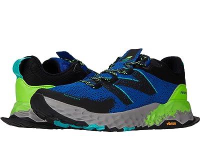 New Balance Fresh Foam Hierro v5 (Cobalt/Energy Lime) Men