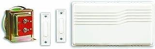 Heath Zenith SL-27102-02 - Kit de contratista para timbre, color blanco