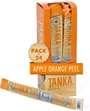 product image for Bison Pemmican Meat Stick with Buffalo & Cranberries by Tanka, Gluten Free, Beef Jerky Alternative, Apple Orange Peel, 1 Oz, Pack of 24