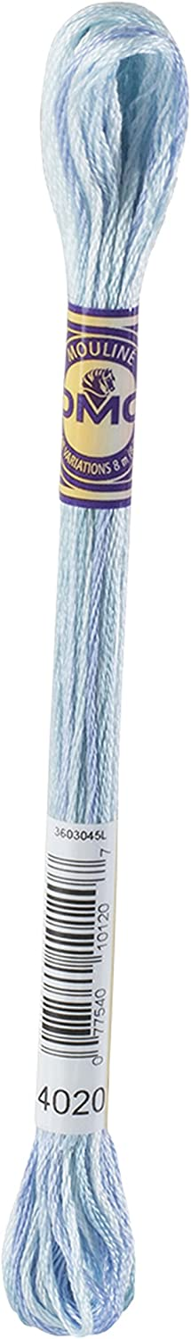 DMC 417F-4020 Financial sales sale Recommendation Color Variations Six 8.7- Strand Floss Embroidery