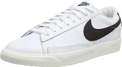 Nike Blazer Low Leather, Chaussure de Basketball Homme : Amazon.fr ...