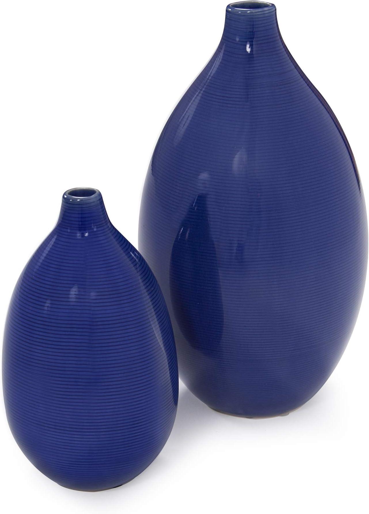 FREE SHIPPING Crystalline Glaze Porcelain Vase,Fine Art Pottery Vase 9 12  X  5