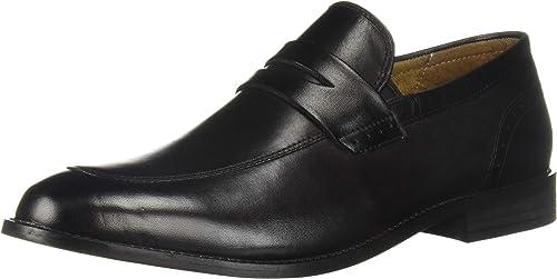 Nunn Bush Men's STRATA Loafer, schwarz, 11.5 W US