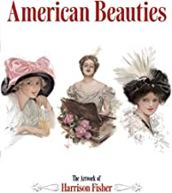 American Beauties: The Artwork of Harrison Fisher (Dover Fine Art, History of Art)