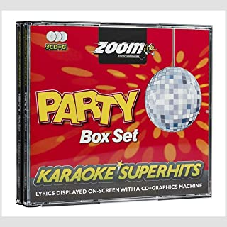 Zoom Karaoke Party Superhits