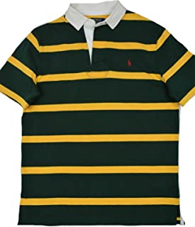 Men's Iconic Rugby Short Sleeve Polo Shirt