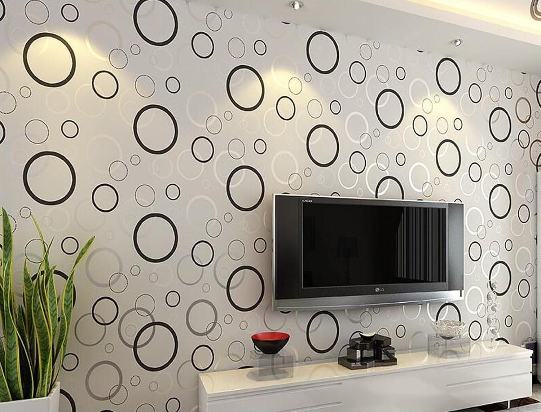 Wallpaper Bedroom Living Room Tv Wall Background Wallpaper (0.53m10m)