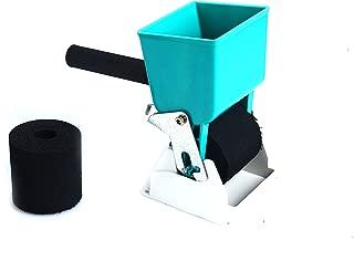 YaeTek Professional Handheld Glue Spreader Adjustable Glue Applicator Coated Glue Roller for Spreading Adhesives - PVC Glue Latex Wood Glue Applicable Leather Woodworking Carton Furniture (3 Inch)